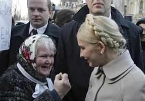 Newsweek: Я из своей страны не уеду. Интервью Тимошенко