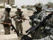 Американцы застрелили сына иракского губернатора
