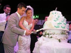 Ани Лорак сыграла свадьбу в Турции