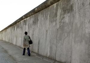 Сегодня в Германии отмечают 50-летие возведения  Берлинской стены