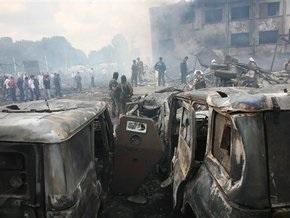 Теракт в Назрани: количество погибших возросло до 24 человек
