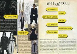 Итальянский Vogue отметил украинского дизайнера