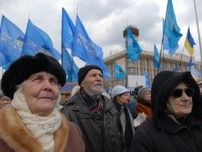 ПР: Луценко дал команду занижать количество участников акций протеста