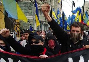 Власти Одесской области обещают ликвидировать  маргиналов , организовавших марш памяти Чайки