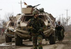 Бельгийских солдат, воевавших в Афганистане, отправят отдыхать на Кипр