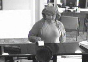 Житель США пришел грабить банк с шортами на голове