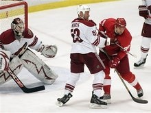 NHL: Амбициозный Финикс остановлен