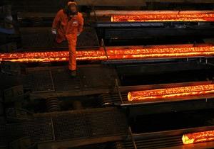 Производство стали в Украине в марте выросло на 26%