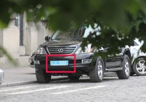 Медведько проверит, на каком автомобиле ездит львовский прокурор