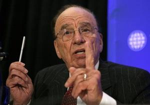 Мердок потерял $1,6 млрд, разделяя издательский и телевизионный бизнесы