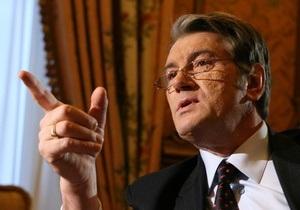 Ющенко обрушился с критикой на Генпрокуратуру, которая не реагирует на  премьера-жулика