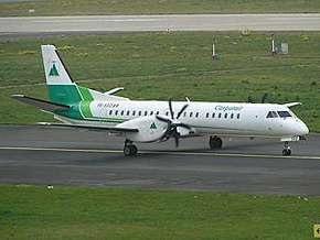 В румынском аэропорту приземлился на брюхо молдавский самолет