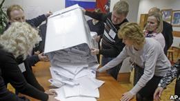 ОБСЕ перечислила нарушения на выборах в Думу