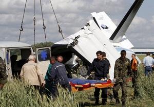 Расследование падения самолета под Бородянкой продолжается, 30 человек допрошены
