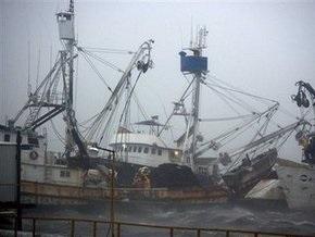 Ураган Норберт обрушился на мексиканское побережье