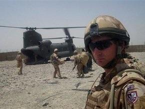 Пять британских военнослужащих погибли при взрывах в Афганистане