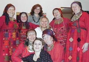 Россию на Евровидении представит группа Бурановские бабушки из Удмуртии