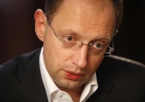 Яценюк едва не сорвал расширенное заседание Кабмина