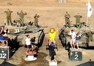 Израильское командование обеспокоено распространением видео с танцующими солдатами