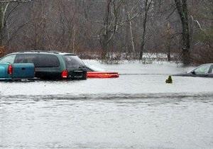 Жертвами наводнений в США стали девять человек