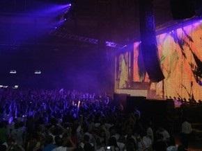 Tiesto собрал в Киеве 15 тысяч фанов