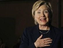 Клинтон готова бороться за пост вице-президента США
