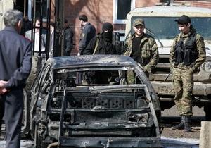 Ингушетия: убитый силовиками предполагаемый боевик был замминистра