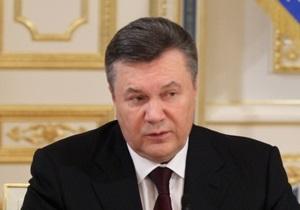 Отношения Украины и России будут строиться на паритетных условиях - Янукович