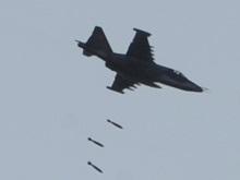 Regional Reporters: Российские миротворцы бомбят Сенакскую военную базу
