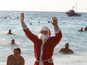 Крым ждет на Новый год 40 тысяч туристов
