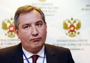 Рогозин: Запад медленно втягивается в новую большую войну