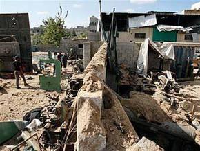 Самолеты ВВС Израиля ответили на ракетный обстрел ударом по сектору Газа