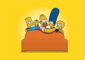 Поисковик Bing прорекламируют Симпсоны