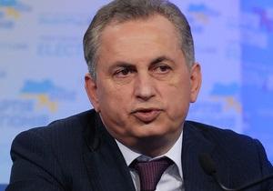 Колесникова переизбрали председателем Донецкой облорганизации ПР