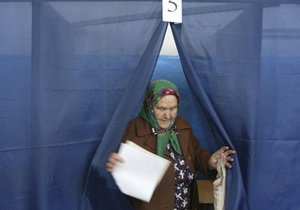Выборы 2010: Телеканал ICTV проведет собственный eхit-poll