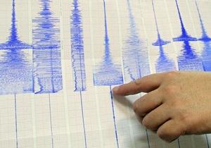 В России и Греции произошли землетрясения
