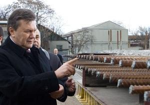 Янукович заверил, что 2011 год - последний, когда были долги по зарплатам