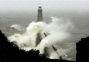 В Крыму на 8-9 октября объявлено штормовое предупреждение
