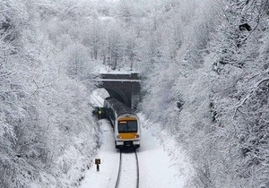 В Хорватии около 50 человек получили ранения в результате аварии поезда
