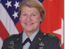 Впервые в истории США женщине присвоят высшее офицерское звание