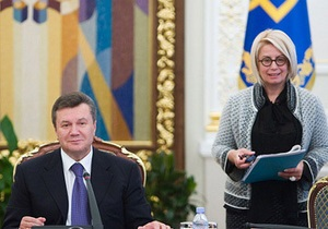 Герман объяснила слова Януковича о наследственной власти