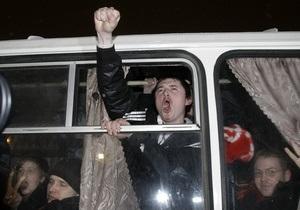 Почти 40% россиян считают, что в их стране может повториться египетский сценарий