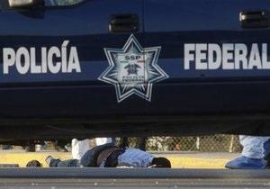 В Мексике наркоторговцы пытались похитить труп главаря из морга