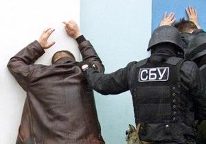 Под Одессой на рынке Седьмой километр изъяли арсенал оружия