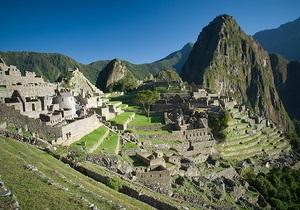 Древний город инков Мачу-Пикчу закрыли для туристов до апреля