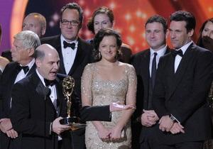 Церемония Эмми: лучшими сериалами признаны Безумцы и Американская семейка