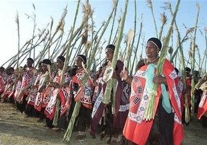 Свазиленду предсказывают массовое вымирание населения от СПИДа