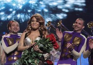 Украину на Евровидении-2012 будет представлять Гайтана