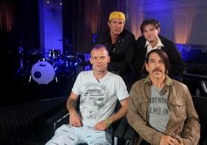 СМИ: Red Hot Chili Peppers могут выступить на новогодней вечеринке Абрамовича