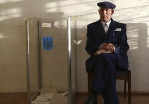 Выборы-2010: для проведения exit-poll не хватает полмиллиона гривен